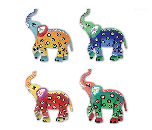 fridge magnet elephant - 4