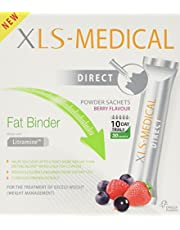 Save on XLS Medical Berry Flavour Fat Binder Direct Weight Loss Aid - 10 Day Trial Pack, 30 Sachets and more