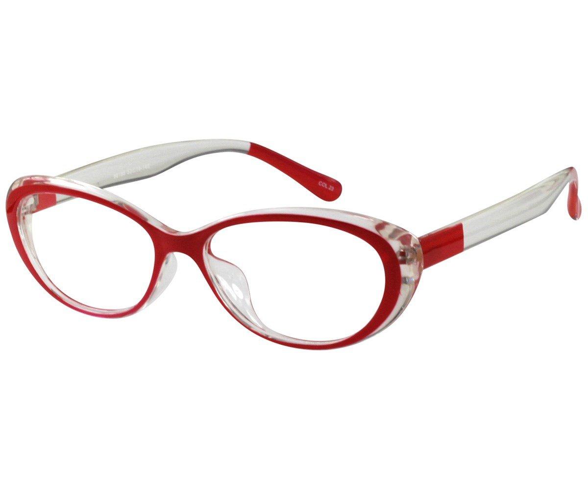 3e2ab161e320 Amazon.com: EyeBuyExpress Bifocal Women Reading Glasses Reader Cheaters  Retro Cat Eye TR90 Flex: Beauty