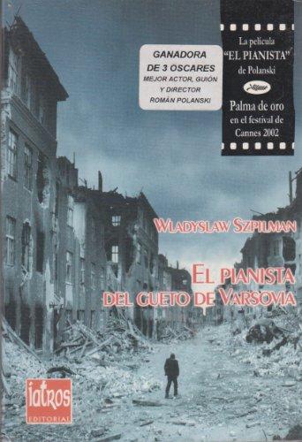 Descargar Libro Amaranto Pianista Gueto De Varsov Wladyslaw Szpilman
