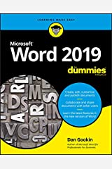 Word 2019 For Dummies Kindle Edition