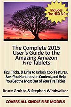 Complete Users Amazing Amazon Tablets ebook