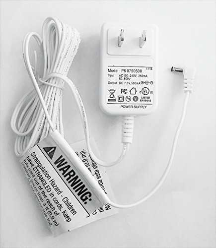 Shira Tm Power adapter charger For Summer Infant Dual View Digital Color Monitor #28980 New 2015 Style Replacement