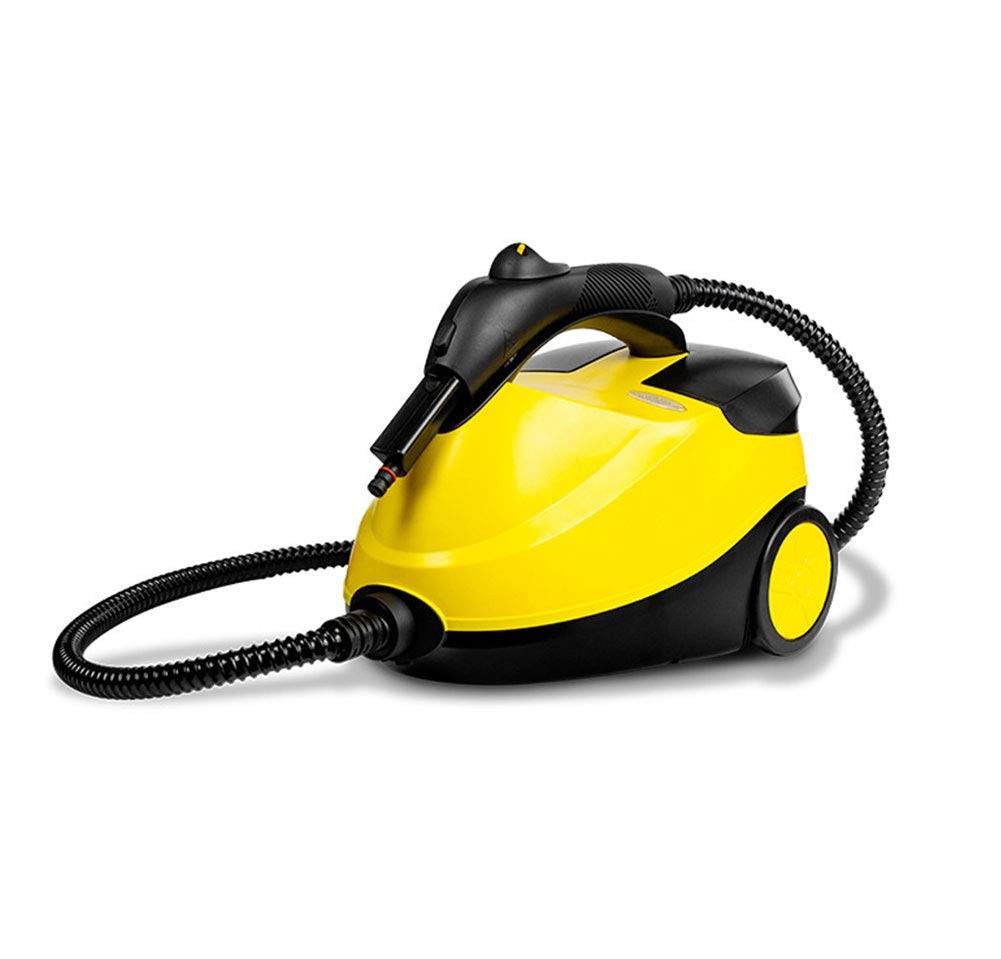Q&Z Steam Cleaner,Multi-Purpose Pressurized Steam with 13 Accessories Automatic Jet Handle 108° High Temperature Steam for Stain Removal Windows Carpet Car Seats