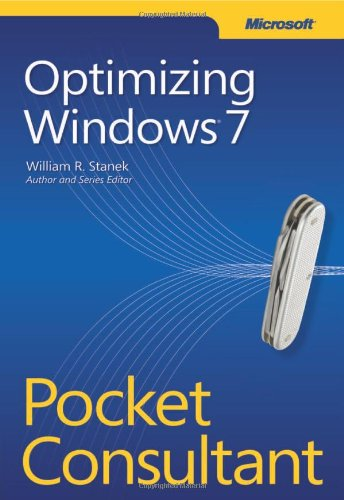 [PDF] Optimizing Windows 7 Pocket Consultant Free Download | Publisher : Microsoft Press | Category : Computers & Internet | ISBN 10 : 0735661650 | ISBN 13 : 9780735661653