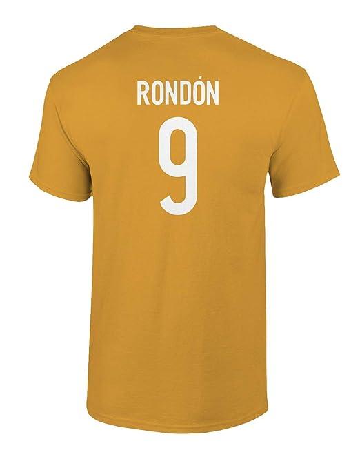 Amazon.com : Tcamp National Soccer 2019 Venezuela #9 Salomon ...