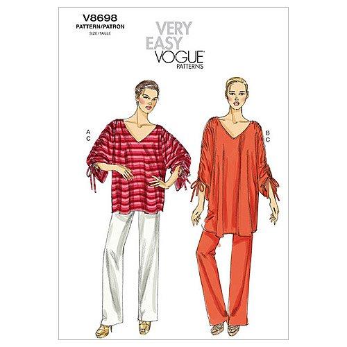 Vogue A-Line Tunic - 7
