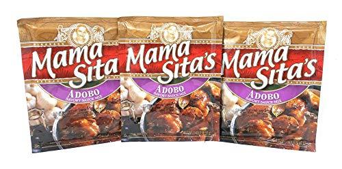 Mama Sita's Adobo (Savory Sauce Mix) - 1.76o Ounce (Pack of - Sauce Adobo