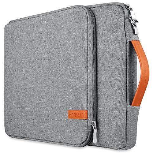 Kogzzen 11 11.6 12 Inch Laptop Sleeve Shockproof Notebook Case Bag Compatible with MacBook 12