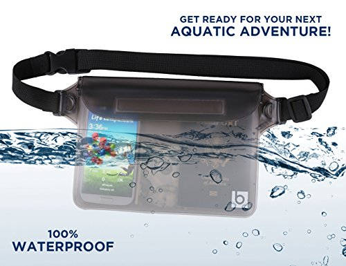 Review Waterproof Pouch with Waist