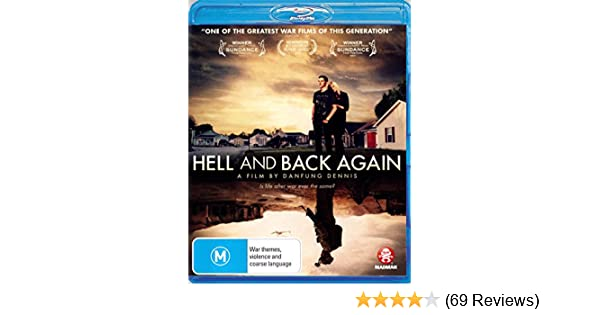 Amazon Com Hell And Back Again Documentary Non Usa Format Region B Import Australia The Marines Of Echo Company Ashley Harris Nathan Harris