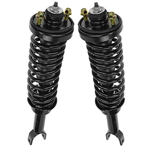 Shock Strut & Spring Assembly Rear LH RH Pair Set of 2 for Integra Civic Del Sol ()