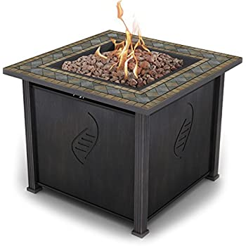 """Bond Rockwell 68156 Gas Fire Table, 30"""""""