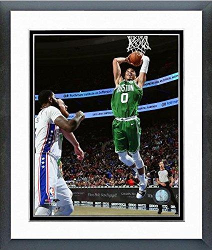 best website 0378b 25a36 Jayson Tatum Boston Celtics 2018 NBA Action Photo (Size: 26.5