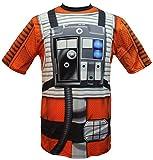 Mad Engine Star Wars Rebel Fighter Pilot Costume T-Shirt
