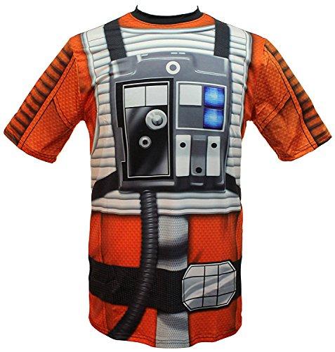 Star Wars Rebel Fighter Pilot Costume (Rebel Spandex Costumes)