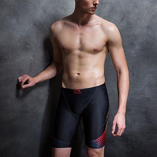 Pantalones Rápido Para Troncos Secado Hombres Tamaño Rojo Gran Verde Natación Traje Baño Caliente Cortos Respirables 2018 rojo De zgFC8q