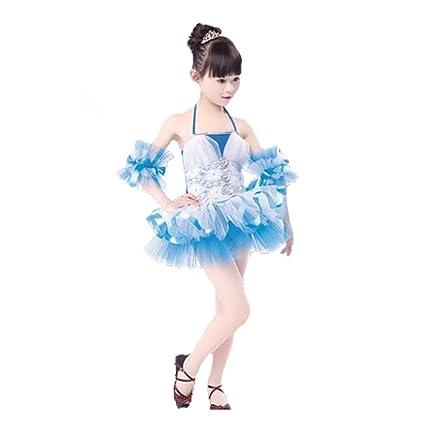0856e8470988 Amazon.com  YONGMEI Dance Costume - Christmas Children s Sequins ...