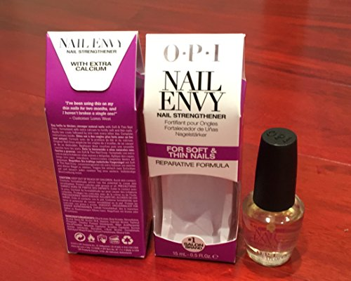 Nail Envy Strengthener (Nail Treatment Strengthener Envy Soft & Thin .5oz - 1 pc)
