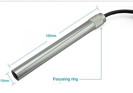 Elenker 2mp 8 led 1 500x usb 2.0 digital mikroskop endoskop lupe