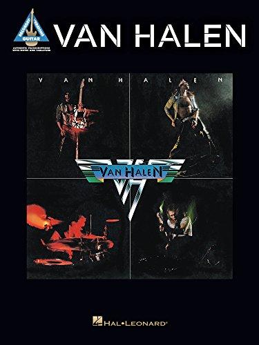 Van Halen - Guitar Tab Songbook (Alfred's Classic Album Editions)