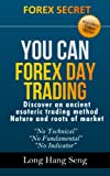 You Can Forex Day Trading: Simple Candlestick Price Action Trading (Forex You Can Win Trade Book 2)