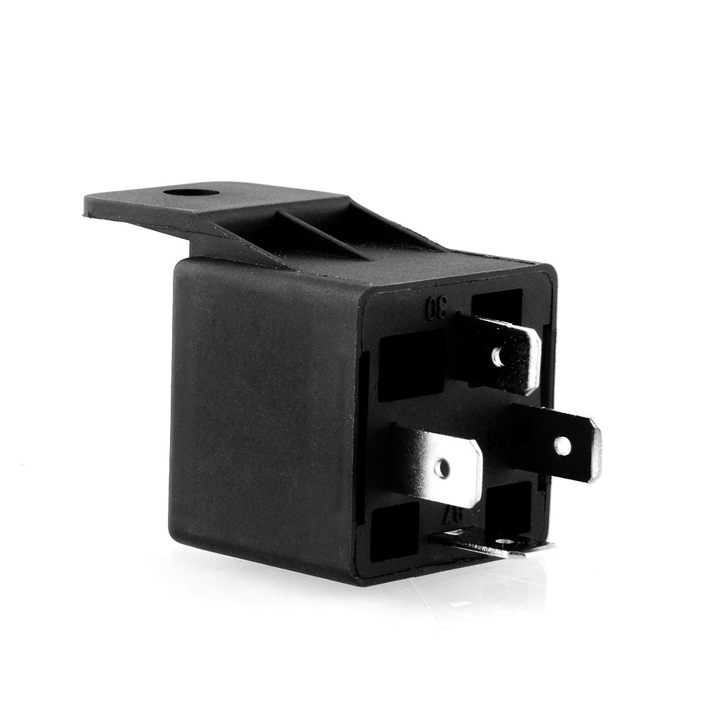 12v Normally Closed Relay Wiring Diagram - Wiring Diagram ...