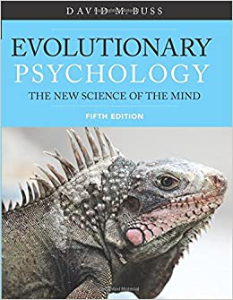 image for Evolutionary Psychology: The New Science of the Mind