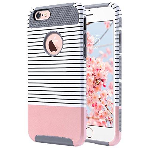 iPhone ULAK Hybrid Minimal Stripes product image