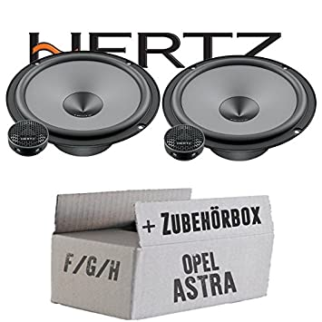 Opel Astra F, G, H - Hertz K 165 - Kit - 16 cm Altavoz ...