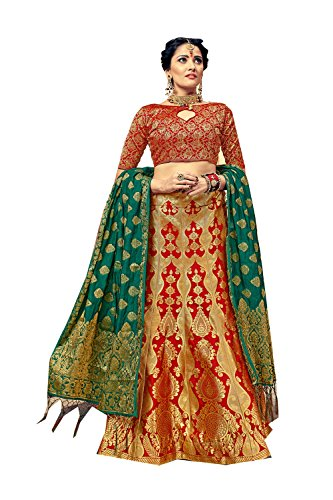 itsindiancrafty Indian Designer Partywear Ethnic Traditional Maroon Lehenga Choli by itsindiancrafty