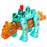 Z Wind Up Stuey Stegosaurus Dasher by Z Wind Ups