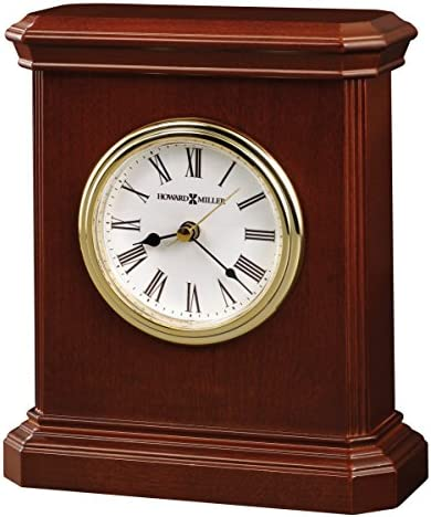 Howard Miller 645-530 Windsor Carriage Table Clock
