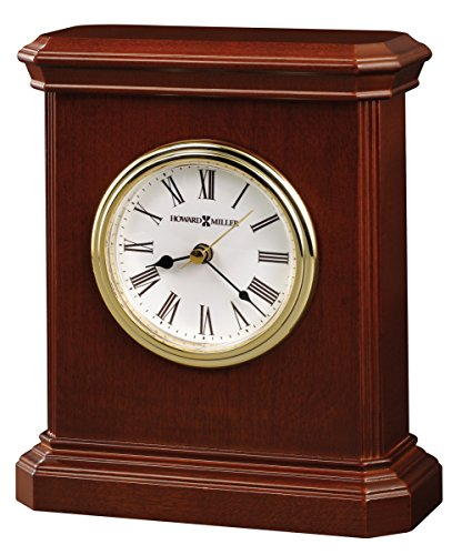 Howard Miller 645-530 Windsor Carriage Table (Carriage Style Table Clock)
