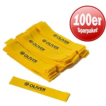 100 paquet Oliver Rubber O  6809b108d0a