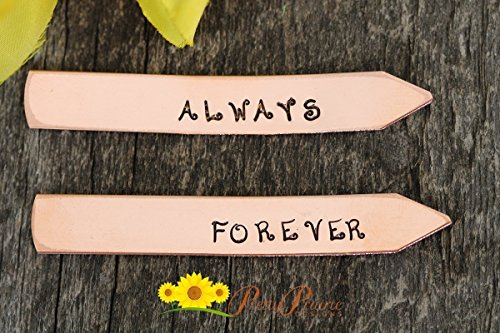 custom-collar-stays-copper-personalized-always-and-forever-gift-copper-shirt-stiffeners-personalized