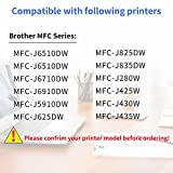 MIROO Compatible Ink Cartridge Replacement for