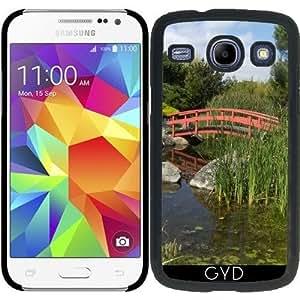 Funda para Samsung Galaxy Core i8260/i8262 - Jardín De La Paz, Nueva Zelanda by Cadellin