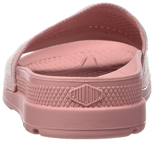 Femme Pampa peach Palladium Whip Knit Rose L63 Bout Slide Solea Sandales Tan rose Ouvert PCdqdIU