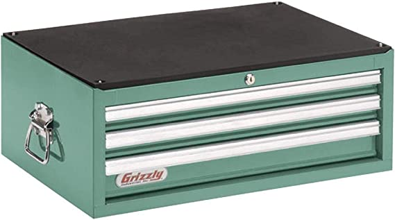 Grizzly Industrial H5653-3 Drawer Full Depth Tool Chest