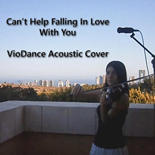 Cant Help Falling In Love With You Violin