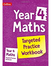 Year 4 Maths Targeted Practice Workbook (Collins KS2 Practice)