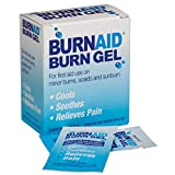 BurnAid 3-1/2-Gram Burnaid Gel Sachets, Pack of 25