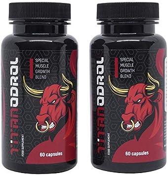TITANODROL, aumenta los niveles de testosterona y hormona del ...