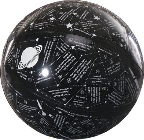 American Educational Vinyl Clever Catch Astronomy Ball  24  Diameter