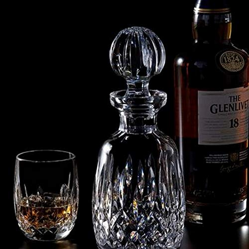 Lismore Rounded Decanter by Waterford (Image #1)