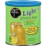 4C Light Green Tea Iced Tea Mix 22 qt. (Pack of 3)