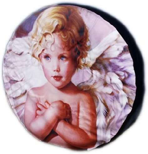 LET US KNOW YOUR SIZE WHEEL COVER WHEELCOVER SPARE TYRE TIRE 4X4 ANGEL BOY FOR ALL SIZES