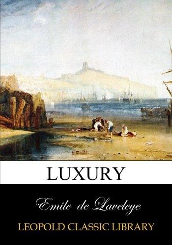 Download Luxury pdf epub