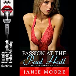 Passion at the Pool Hall